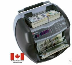 Cassida 6600 Business-grade Bill Counter With Valucount And Uv Detection B-6600