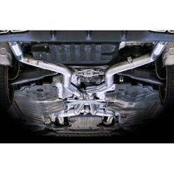 Awe Tuning 3025-11007 Exhaust System For Mercedes-benz W205 Amg C63/s 2019-2020