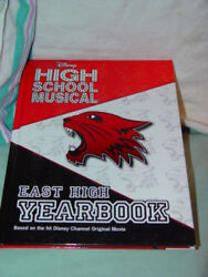 Disney High School Musical East High Wildcats Yearbook By Emma Harrison 2007