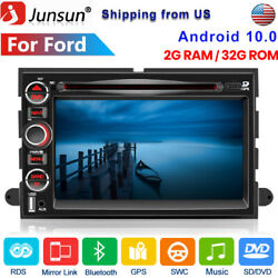 For Ford 2005-2009 Explorer 2006-2010 Edge 7android 10 Radio Dvd Gps Navigation
