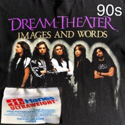 90s Made In Usa Dream Theatre T-shirt
