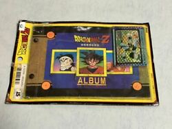 Dragon Ball Carddas Amada Pp Card Albums For Collections Part 11 Number 424 Dot