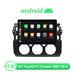 Joying 11.6 Android 10 1 Din Navi Gps 4g+64g Ips Screen Android Auto For Toyota
