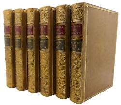Lord Mahon Earl Philip Henry Stanhope History Of England Six Of Seven Volumes 3r