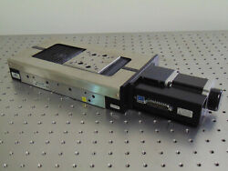 Nrc Newport Mtn Series Mtn100pp Linear Stage With Cable Esp Compatible