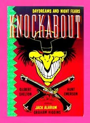 Knockabout 12, 1986, Daydreams And Night Fears, Emerson, Shelton, Uk Undergroun