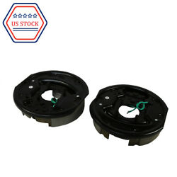 A Pair Left And Right Of 10 X 2-1/4 Trailer Electric Brake Assembly 3500 Lbs