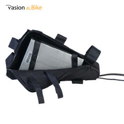 52v 30ah/20ah Lithium Li Ion Triangle Battery For Electric Bicycle 5a Charger