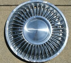 1958 1959 Lincoln Continental Mark Oem 14 Hubcap Wheel Cover