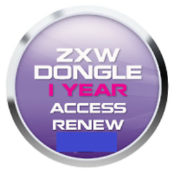 Zxw Tool License 1 Year No Dongle -account Activation / Renew Activation Fast