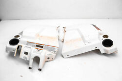 14 Bobcat 3400 Diesel 4x4 Front Side Hood Panels Fenders Left And Right
