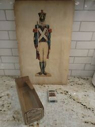 19th/20th Century Sweet Caporal Sealed Pack 1909/10/n224 Standup/boxvery Rare