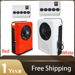 Parking 12v / 24v Air Conditioner For Truck Cabin Sleeper Bus Air Conditioner