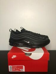 Nike Air Max 97 Black Anthracite   921826-015   Menand039s Sizes 11-13  free Shipping
