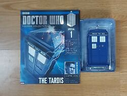 Doctor Who Eaglemoss Figurine Collection Special Issue 1 The Tardis Figure