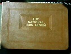 Wayte Raymond The National Coin Album For Buffalo Nickels 1913-1938 No Coins