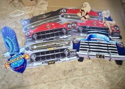 20 X Bulk Sign Lot Cars Ford Chevy Dad Father Gift Eagle Man Usa Metal Steel Ad