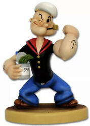Popeye The Sailor-man I Yam What I Yam 8 Figurine Connoisseur Fatherandrsquos Day Gift