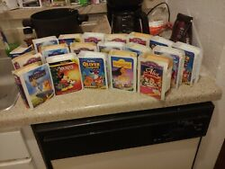 Walt Disney Masterpiece Collection Mcdonalds Toys Some Are The Same Used