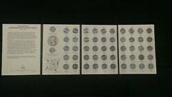 Fifty State Commemorative Quarters, 1999-2008, In Littleton Lcf3 Coin Album