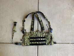 Eagle Industries Aor2 Multi Mission Chest Rig Mmcr - Lightly Used