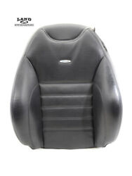 Mercedes W216 Cl-class Driver/left Front Upper Seat Cushion Cl63 Cl65 Amg Black