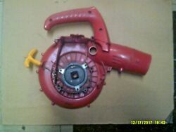 Used Homelite Leaf Blower Lower Housing With Starter Assembly 308563006