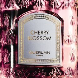 Rare Guerlain Cherry Blossom 2021 Collector Perfume Numbered 125+30ml Sealed