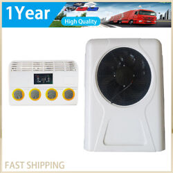 Automobile Air Conditioning 12v / 24v Electric Truck Air Conditioner For Vehicle