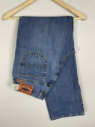 Vtg 80s Lucky Brand Dungarees Jeans 219 Low Rise Boot Leg 30 X 34 Made In Usa