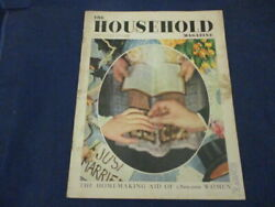 Vintage The Household Magazine June 1938 Wedding Ring Just Married By F. Harrer
