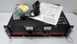 Itw Ransburg 76580-b1001 9040 Cascade Low Voltage Control Unit Brand New In Box