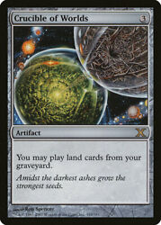 Crucible Of Worlds - Near Mint - Tenth Edition - 319