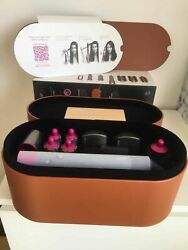 New Dyson Airwrap Complete Styler Set Straightener Curler All Hairstyles Hs01