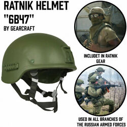 Helmet 6b47. Ratnik Set. Russian Army And Special Forces S.o.f.