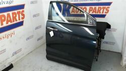 14 Hyundai Santa Fe Limited Front Right Passenger Complete Door Assembly