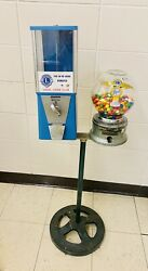 Vintage Ford And Astro Gumball Machine