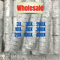 Wholesale Bulk 6ft Usb Fast Charger Cable For Iphone 11 12 Xr 8 7 Charging Cord