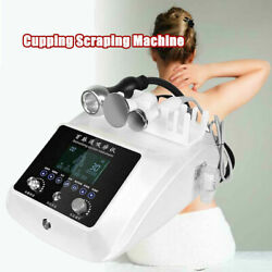 Electric Suction Vacuum Scraping Therapy Massager Body Slimming Gua Sha Machine