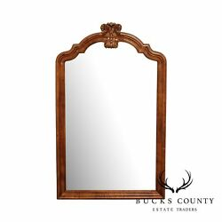 Henredon Villandry Collection French Carved Wall Mirror