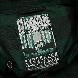 3xl Mens Evergreen 2021 Dixxon Flannel 3x Large Sold Out Bnip