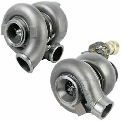 New Turbo Turbocharger W/ Gaskets For Cat C15 Acert High And Low Pressure Compound