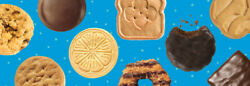 Girl Scout Cookies 2020 5 Boxes For 25 They Are Going Fast