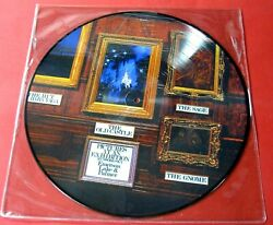 Emerson Lake And Palmer Pictures At An Exhibition 2013 Picture Disc Razor And Tie