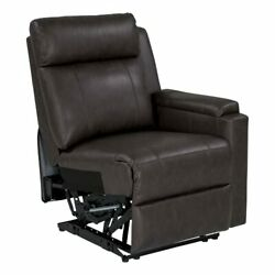 Heritage Series Theater Seating Collection Left Hand Recliner For 5th Millbrae