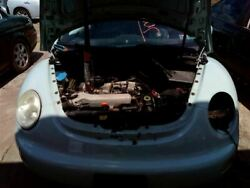 Automatic Transmission 1.8l Turbo Gas 6 Speed Fits 03-05 Beetle 5487446