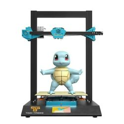Bluer Plus 3d Printer 4.3 Inch Touch Power Off Resume Printing Kit 300x300x400mm