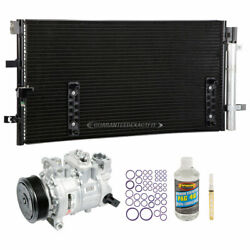 A/c Repair Kit Oem Ac Compressor And Clutch For Audi A4 Quattro And A4