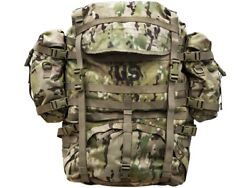 USGI MOLLE II Large Rucksack Complete Multicam OCP with Sustainment Pouches $259.99