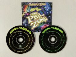 Fallout From The Phil Zone By Grateful Dead | 2 Cd Set | Condition Very Good.